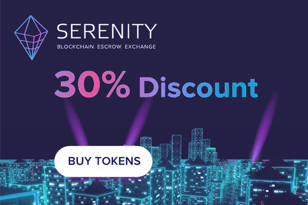 Serenity, The First Blockchain Escrow for Financial Markets