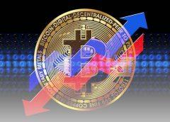 Bitcoin čelí tuhému odporu na 7 856 USD