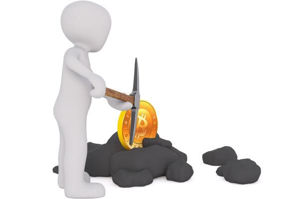 Těžba Bitcoinu