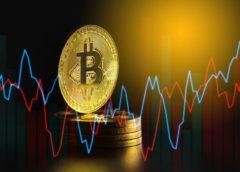 Cena Bitcoinu ve středu vzrostla na 66 800 USD