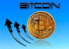 Bitcoin spadl na 60 000 USD